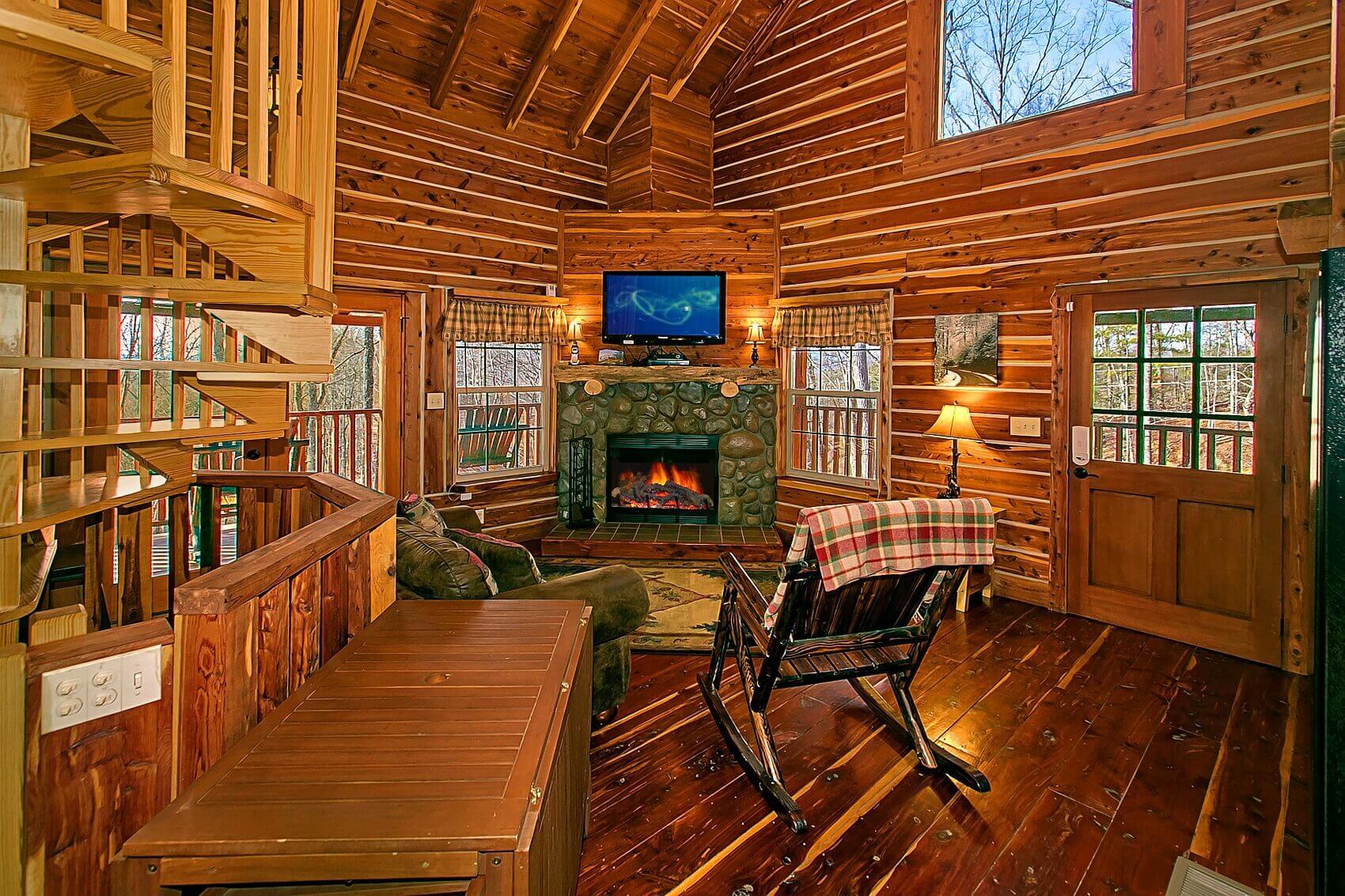 1 bedroom cabins in gatlinburg tn for rent elk springs for Cabin rental companies in gatlinburg tn